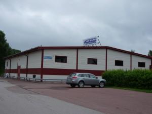 Våra lokaler på Norsbro Mårtas väg 6, Leksand